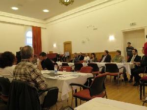2014.09.30. Kalocsa - Vállalkozások tapasztalatcseréje