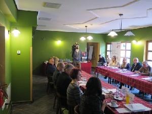 2014.10.30. Gyöngyös - Vállalkozások tapasztalatcseréje