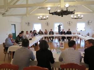 2014.11.07. Balatonfüred - Vállalkozások tapasztalatcseréje
