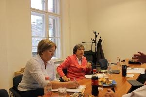 2014.11.19. Projektmegbeszélés - Rendezvények