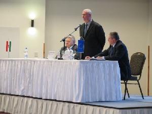 2014.11.25-26. Szeged - 2 napos konferencia