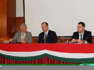 2014.11.27. Szigetvár - Vállalkozók tapasztalatcseréje