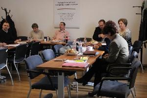 2015.01.09. Projektmegbeszélés - Rendezvények