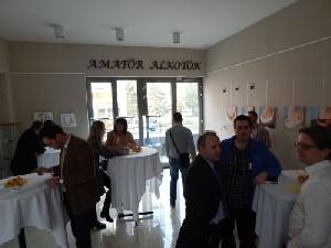 2015.03.11. Marcali - Vállalkozások tapasztalatcseréje