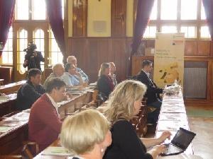 2015.03.31. Mezőtúr - Vállalkozások tapasztalatcseréje
