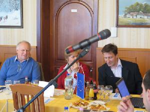 2015.04.20. Zalaegerszeg - Vállalkozások tapasztalatcseréje
