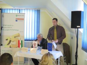 2015.05.07. Kisvárda - Vállalkozások tapasztalatcseréje