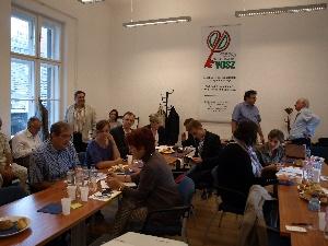 2013. 09. 03. Projekt indító megbeszélés