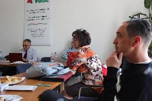 2014. 04. 15. Projekt megbeszélés