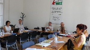 2014. 09. 05. Projekt megbeszélés